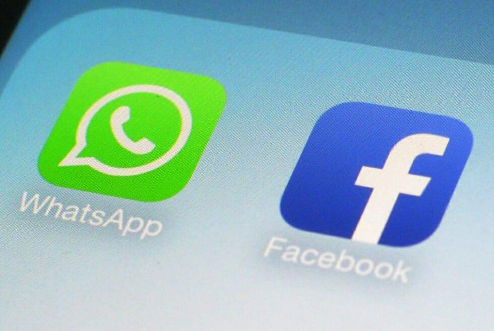 WhatsApp comparte mis datos con Facebook