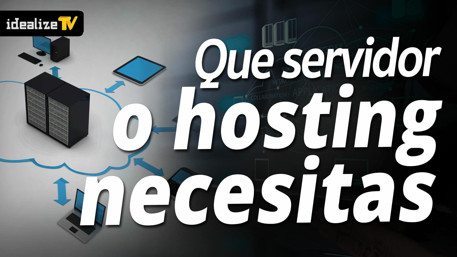 Qué es un servidor y cuáles son los principales tipos de servidores
