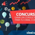 Concurso, consultoría gratis para tu canal de youtube y blog