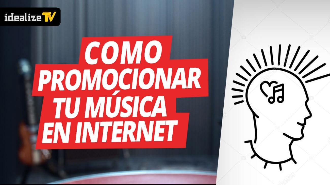 Las mejores redes para promocionar su música en internet